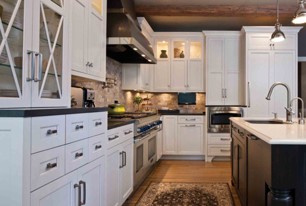 WoodMart Building Center - Kitchen Redesign Quincy, IL